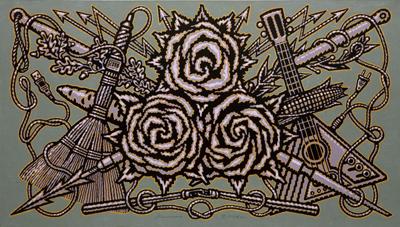 Abramovych Art - About works - - Mykola Matsenko «Heraldics»