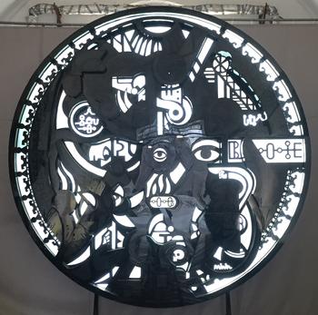 Abramovych Art - About works - - Roman Minin «Reward for the